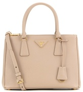 Prada Galleria Saffiano Small Leather Shoulder Bag
