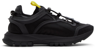 Givenchy Black Spectre Cage Runner Sneakers
