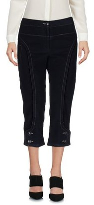 Class Roberto Cavalli 3/4-length trousers
