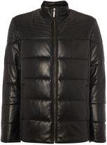 Calvin Klein Lane Leather Jacket
