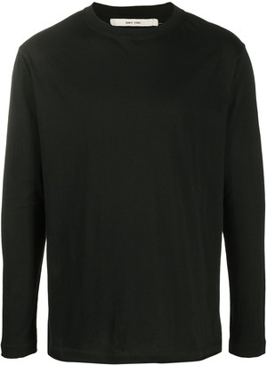 Damir Doma back-button long-sleeve T-shirt