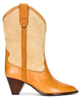 Thumbnail for your product : Isabel Marant Luliette Boot in Tan