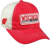 Top of the World Adult Wisconsin Badgers Patches Adjustable Cap