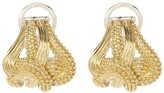 Lagos 18K Gold Torsade Earrings