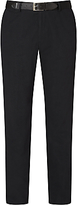 John Lewis Semi Formal Stripe Trousers, Charcoal