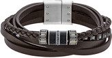 Swarovski Alto Brown Carbon Bracelet