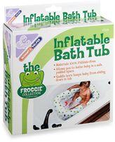 Bed Bath & Beyond Mommy's HelperTM Inflatable Froggie Bath Tub