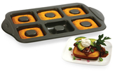 Norpro 6-Cup Square Donut Pan
