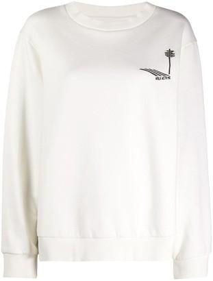Henrik Vibskov Embroidered Sweatshirt