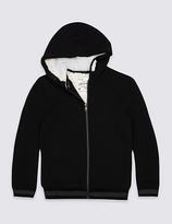 Marks and Spencer Hooded Neck Sweatshirt (3-14 Years)