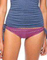 Splendid Malibu Striped Bikini Bottom