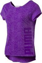 Puma Dancer Draped T-Shirt