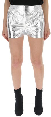 Laneus Fitted Tap Shorts