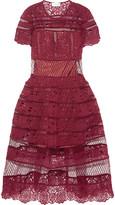 Zimmermann Good Times guipure lace dress
