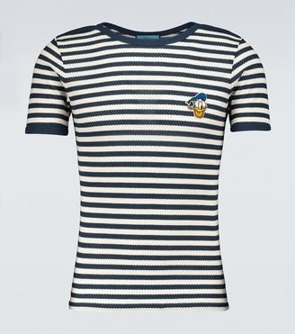 Gucci Disney x striped T-shirt