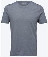 Selected Cotton Crew Neck T-Shirt