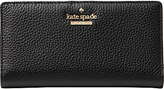 Kate Spade Cameron Street Stacy Pebbled Leather Purse, Black