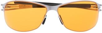 Ic! Berlin Messenger 3 rectangle frame sunglasses