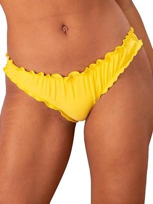 Pour Moi? Free Spirit Frill Bikini Bottom