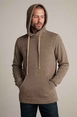 Velvet by Graham & Spencer Whitaker Jaspe Sherpa Hoodie