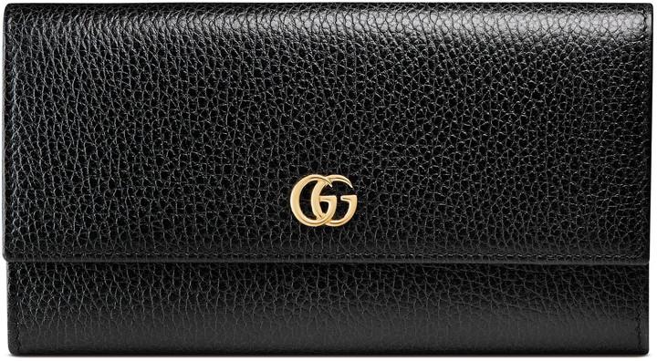 11dc42b2b1efac Gucci Marmont Wallet - ShopStyle