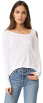 Feel The Piece Riri Cold Shoulder Top