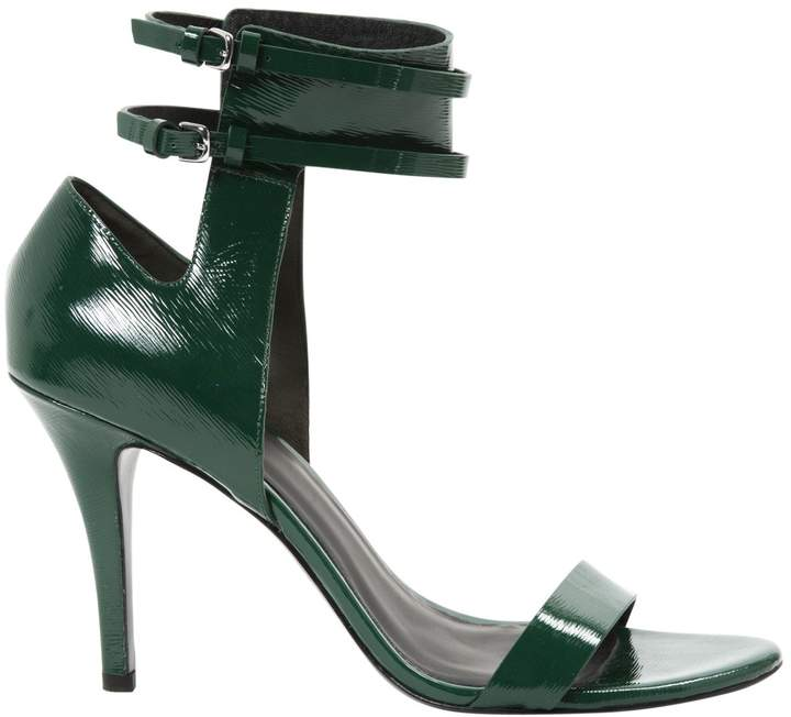 Alexander Wang Patent leather sandals