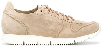 Buttero Panelled Sneakers