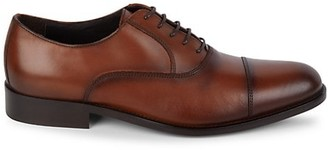 To Boot McAllen Cap Toe Leather Oxfords
