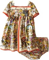 Dolce & Gabbana Printed Dress (Infant)