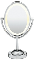 Conair Oval Polished Chrome 1x/7x Lighted Mirror, BE151T