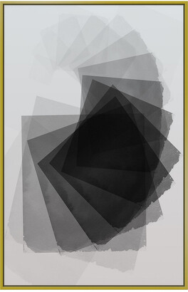 Jonathan Bass Studio Black Squares Ii