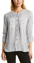 Street One Women's Stripe w/Chest Pockets Blouse