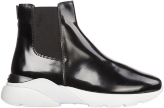 Hogan Active One Ankle Boots