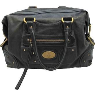Bally Blue Leather Handbags