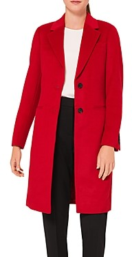 Hobbs London Petite Tilda Wool Coat