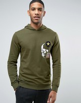 ONLY & SONS Hoodie With Badge Detailing