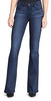 Paige Transcend Skyline Bootcut Jeans in Valor