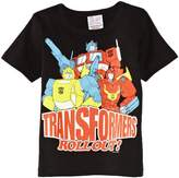 Logoshirt Boy's Kids Transformers Roll Out! T-Shirt