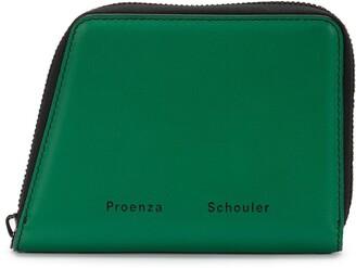Proenza Schouler Trapeze Zip Wallet