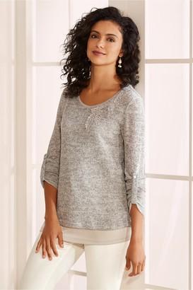 Women Bella Luna Sweater