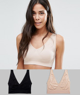 Asos 2 Pack Sleep Bra