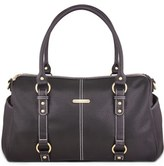 Timi & Leslie 'Madison' Faux Leather Diaper Bag