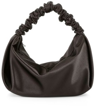 Alexander Wang Mini Scrunchie Satin Bag
