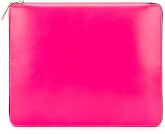 Comme des Garcons New Super Fluo iPad case