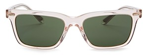 Oliver Peoples Ba Cc Unisex Square Sunglasses, 55mm