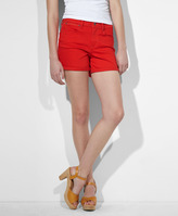 Levi's Rolled Hem Shorts