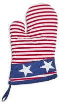 Sur La Table Stars and Stripes Oven Mitt