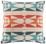 "Pendleton Eagle Decorative Pillow - 20\"" x 20\"" - Coral/Multi"