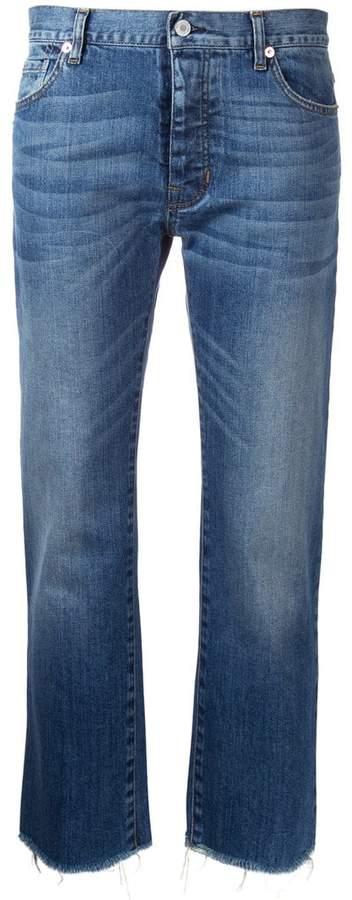 Nili Lotan cropped jeans
